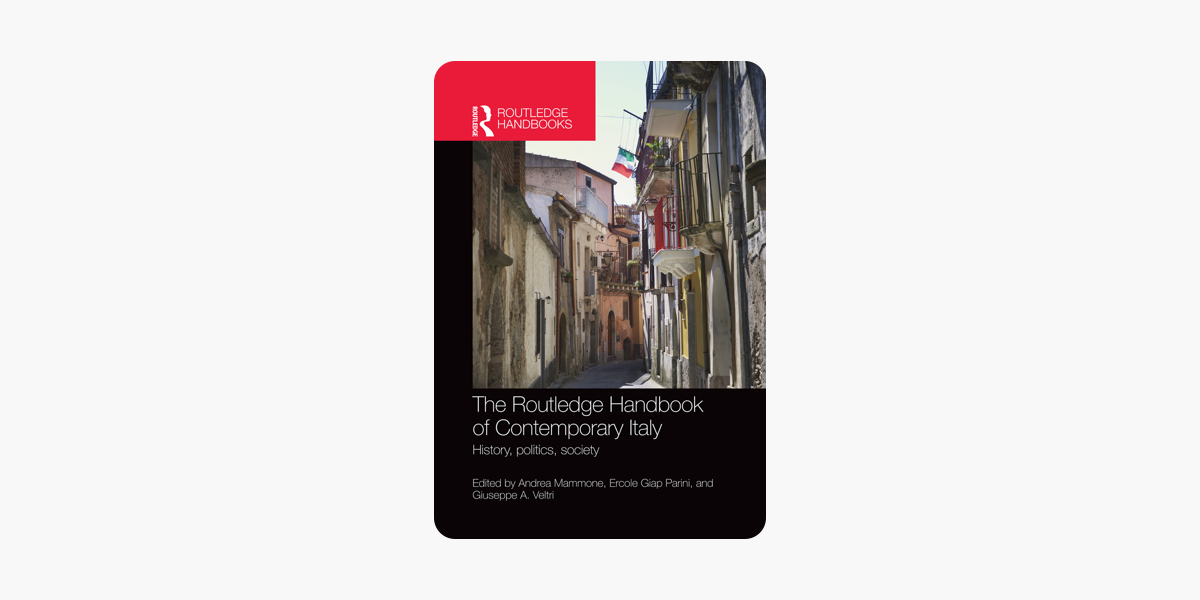 ‎The Routledge Handbook of Contemporary Italy