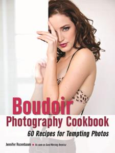 The Boudoir Photography Cookbook La couverture du livre martien