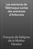 François de Salignac de la Mothe- Fénelon - Les aventures de Télémaque suivies des aventures d'Aritonoüs artwork