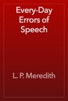 Every-Day Errors Of Speech