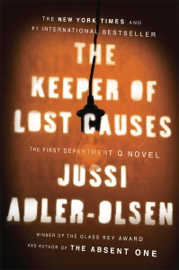 The Keeper of Lost Causes - Jussi Adler-Olsen book summary