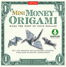 Mini Money Origami Kit Ebook