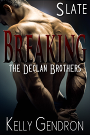 SLATE (Breaking the Declan Brothers, #2) - Kelly Gendron book summary