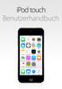 Apple Inc. - iPodtouch-Benutzerhandbuch für iOS8.4 Grafik