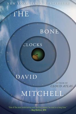 David Mitchell - The Bone Clocks book
