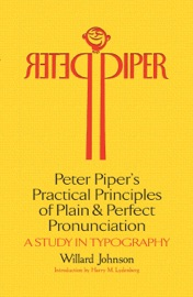 Peter Piper S Practical Principles Of Plain And Perfect Pronunciation