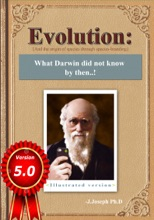 Evolution: What Darwin Did Not Know By Then..! [And The Origin Of Species Through Species-Branding]