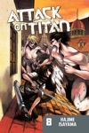 Attack On Titan Volume 8