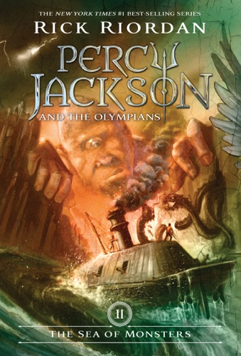 Rick Riordan - Sea of Monsters, The (Percy Jackson and the Olympians, Book 2)