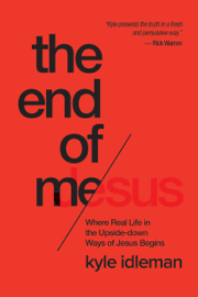 The End of Me book