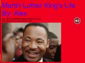 Martin Luther King's Life