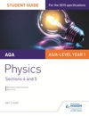 AQA ASA Level Physics Student Guide Sections 4 And 5