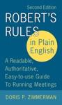 Roberts Rules In Plain English 2e