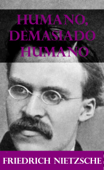 HUMANO DEMASIADO HUMANO Book Cover