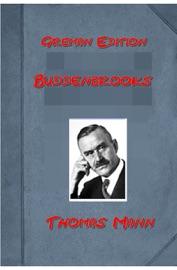 Buddenbrooks German Edition