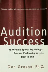 Audition Success Buch-Cover