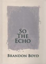 So the Echo