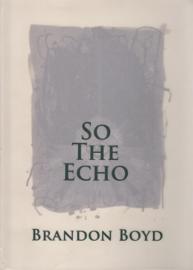 So the Echo book