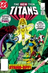 The New Teen Titans 1980- 25