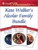Kate Walker's Alcolar Family Bundle