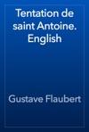 Tentation De Saint Antoine English