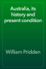 William Pridden - Australia, its history and present condition artwork
