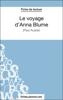 Le voyage d'Anna Blume - Marie Mahon