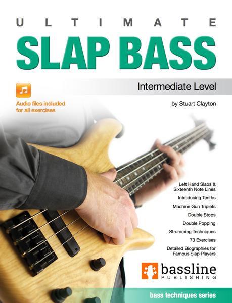 Ultimate Slap Bass di Stuart Clayton