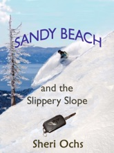Sandy Beach And The Slippery Slope