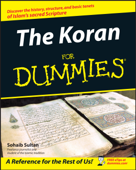 The Koran For Dummies Book Cover