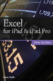Excel for iPad & iPad Pro (Vole Guides)
