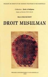 Droit Musulman