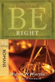 Be Right Romans