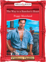 Peggy Moreland - The Way To A Rancher's Heart artwork