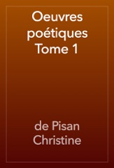 Oeuvres poétiques Tome 1