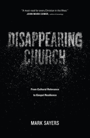 Disappearing Church
