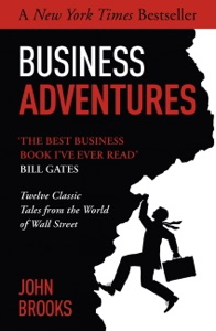 Business Adventures da John Brooks