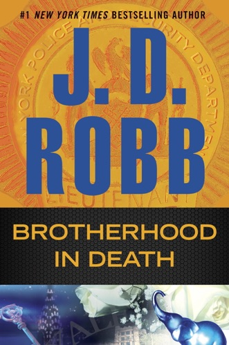 J. D. Robb - Brotherhood in Death