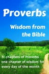 Proverbs  Wisdom From The Bible
