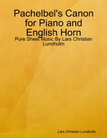 PACHELBELS CANON FOR PIANO AND ENGLISH HORN