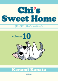 Chi's Sweet Home Volume 10