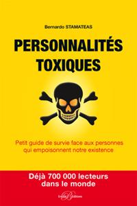 Personnalités toxiques La couverture du livre martien