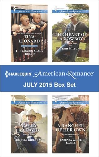 Tina Leonard, Cathy McDavid, Trish Milburn & Barbara White Daille - Harlequin American Romance July 2015 Box Set