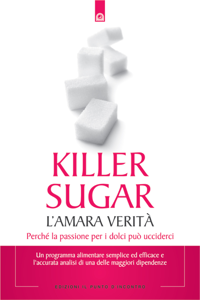 Killer sugar Libro Cover