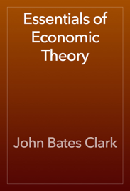 Essentials of Economic Theory