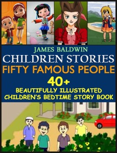 Children Stories: Fifty Famous People