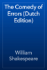 William Shakespeare - TheВ Comedy of Errors (Dutch Edition) artwork