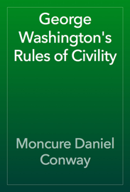 George Washington's Rules of Civility book