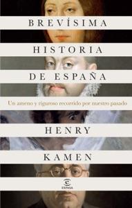 Brevísima historia de España Book Cover