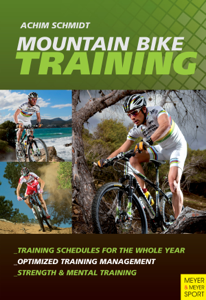 Mountain Bike Training Libro Cover